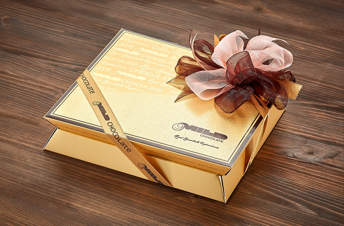 Mild Chocolate, 700 Gr. Karışık Çikolata